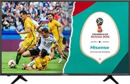 Hisense H55NEC5205 138 cm (55 Zoll) Fernseher (Ultra HD, Triple Tuner, Smart-TV) - 1