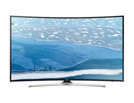 "Samsung Fernseher UE49KU6170 ULTRA HD CURVED 49"" 123cm - 1"