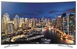 Samsung HU7100 139 cm (55 Zoll) Curved Fernseher (Ultra HD, Triple Tuner, Smart TV ) - 1