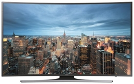 Samsung JU6550 121 cm (48 Zoll) Curved Fernseher (Ultra HD, Triple Tuner, Smart TV) - 1