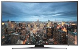 Samsung JU6550 138 cm (55 Zoll) Curved Fernseher (Ultra HD, Triple Tuner, Smart TV) - 1