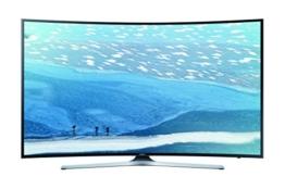 Samsung KU6179 138 cm (55 Zoll) Curved Fernseher (Ultra HD, Triple Tuner, Smart TV) - 1