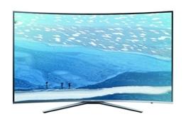Samsung KU6509 163 cm (65 Zoll) Curved Fernseher (Ultra HD, Triple Tuner, Smart TV) - 1