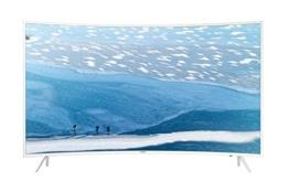 Samsung KU6519 138 cm (55 Zoll) Curved Fernseher (Ultra HD, Triple Tuner, Smart TV) - 1