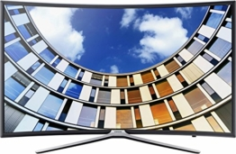 Samsung M6399 138 cm (55 Zoll) Curved Fernseher (Full HD, Triple Tuner, Smart TV) - 1