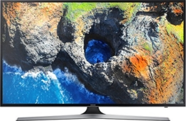 Samsung MU6199 108 cm (43 Zoll) Fernseher (Ultra HD, HDR, Triple Tuner, Smart TV) - 1