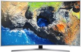 Samsung UE55MU6509 138 cm (55 Zoll) Curved Fernseher (Ultra HD, HDR, Triple Tuner, Smart TV) - 1