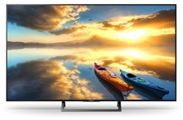 Sony KD-49XE7004 Bravia 123 cm (49 Zoll) Fernseher (4K Ultra HD, High Dynamic Range, Triple Tuner, Smart-TV) - 1
