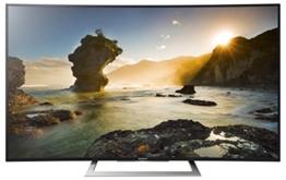 Sony KD-50SD8005 126 cm (50 Zoll) Curved Fernseher (Ultra HD, Smart TV) - 1