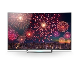 Sony KD55S8005CBAEP 138,8cm (55 Zoll) Curved Fernseher (Ultra HD, Triple Tuner, 3D, Android TV) - 1