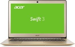 Acer Swift 3 SF314-51-52SR 35,6 cm (14 Zoll Full HD IPS matt) Ultrabook (Intel Core i5-6200U, 8GB, 512GB SSD, Intel HD, USB 3.1 Type-C, Win 10) gold - 1