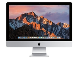 Apple iMac MK482D/A 68,6 cm (27 Zoll) Desktop-PC (Intel Core i5 6600, 8GB RAM, 2TB HDD, AMD Radeon R9 M395: 2GB, Mac OS) - 1