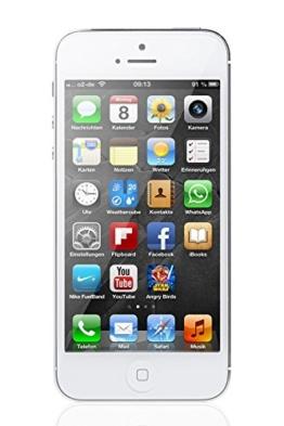 Apple iPhone 5 Weiß 16GB Smartphone (Zertifiziert und Generalüberholt) - 1