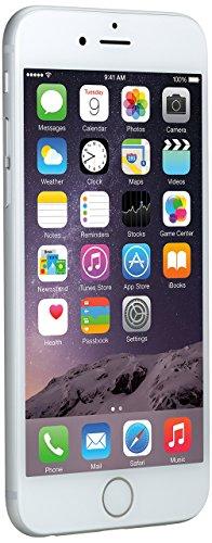 Apple iPhone 6 Silber 64GB SIM-Free Smartphone (Zertifiziert und Generalüberholt) - 1