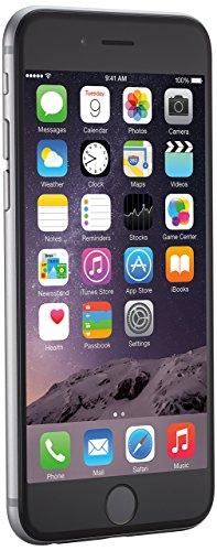 Apple iPhone 6 Space Grau 64GB SIM-Free Smartphone (Zertifiziert und Generalüberholt) - 1