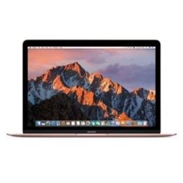 "Apple MacBook 12"", Intel m3 1,2 GHz, 256 GB SSD, 8 GB RAM, 2017, roségold - 1"
