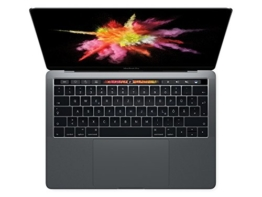 "Apple MacBook Pro 13"" Touch Bar, i5 3,1 GHz, 8 GB RAM, 256 GB SSD, space grau - 1"