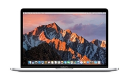 Apple MacBook Pro Late 2016 Silver mit Touch Bar 512 GB, QWERTY Spanish-Tastatur Layout - 1