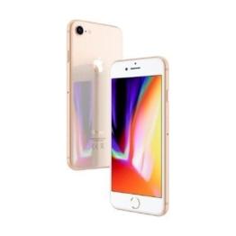 Apple MQ6J2ZD/A iPhone 8 11,94 cm (4,7 Zoll), (64GB ROM, 12MP Kamera) Gold - 1