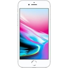 Apple MQ7D2ZD/A iPhone 8 (11,94 cm (4,7 Zoll) 256 GB ROM) silber - 1