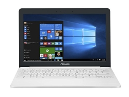 Asus E203NA-FD021T 29,4 cm (11,6 Zoll) Notebook (Intel Celeron N3350, 32GB eMMC, 4GB RAM, Intel HD Grafik, Win 10 Home) weiß - 1