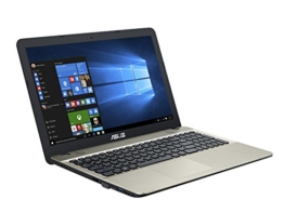 Asus F541UA-GQ1094T 39,62 cm (15,6 Zoll matt) Notebook (Intel Core i3-6006U, 8GB RAM, 1TB HDD, HD Graphics, DVD-Laufwerk, Win 10 Home) schwarz - 1