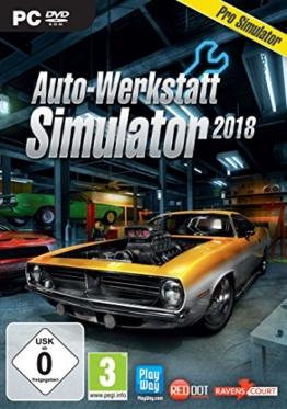 Auto-Werkstatt Simulator 2018 [PC] - 1