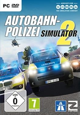 Autobahn-Polizei Simulator 2 - [PC] - 1