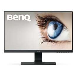 BenQ GL2580H 62,23cm (24,5 Zoll) LED Monitor (Full-HD, Eye-Care, HDMI, DVI, 2ms Reaktionszeit) schwarz - 1