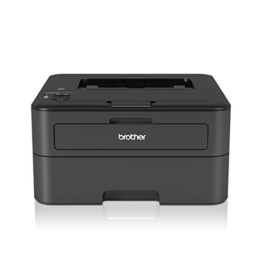 Brother HL-L2340DW Mono-Laserdrucker (2400 x 600 dpi, WLAN, USB 2.0) schwarz - 1