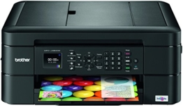 Brother MFC-J480DW Multifunktionsdrucker Tintenstrahl mit Scan/Fax/Copy-Funktion - 1