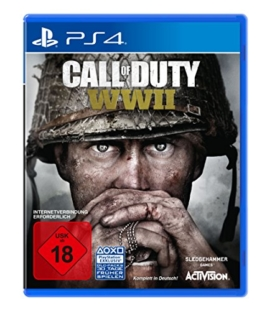 Call of Duty: WWII - Standard Edition - [PlayStation 4] - 1
