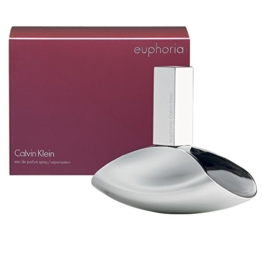 Calvin Klein Euphoria Women Eau de Parfum Spray, 1er Pack (1 x 100 ml) - 1