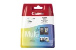 Canon CL-541/PG-540 Original Tintenpatronen (Multipack 2 x 8ml) mehrfarbig/schwarz - 1