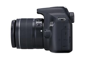 Canon EOS 1300D DSLR-Kamera mit EF-– 55DC III F3.5–5.6-Objektiv - 4