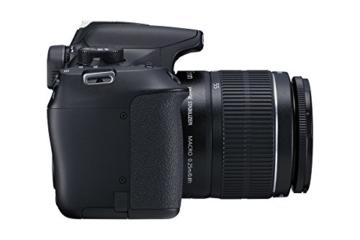 Canon EOS 1300D DSLR-Kamera mit EF-– 55DC III F3.5–5.6-Objektiv - 5
