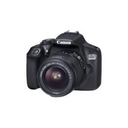 Canon EOS 1300D EFS18-55 IS Spiegelreflexkamera schwarz - 1
