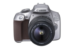 Canon EOS 1300D / Rebel T6 / KISS X80  18-55 / 3.5-5.6 EF-S IS ( 18.7 Megapixel (3 Zoll Display) ) - 1