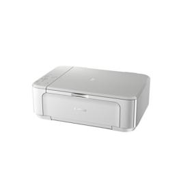 Canon MG3650 Pixma Farbtintenstrahldrucker (Drucken, scannen, kopieren) weiß - 1