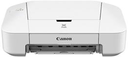 Canon Pixma iP2850 Farbtintenstrahl drucker (4800 x 600 dpi, USB) weiß - 1