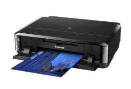 Canon Pixma iP7250 Farbtintenstrahl drucker (WLAN, Auto Duplex Druck, 9600 x 2400 dpi, USB) schwarz - 1