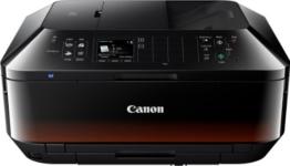 Canon Pixma MX925 All-in-One Farbtintenstrahl-Multifunktionsgerät (Drucker, Scanner, Kopierer, Fax, USB, WLAN, LAN, Apple AirPrint) schwarz - 1