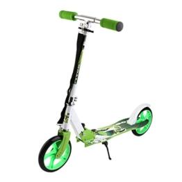 CIMIVA 2017 Scooter Roller Tretroller Cityroller Kinderroller Kinder Klappbar Kinder scooter (Grün) - 1