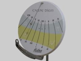 DAA 850 Carpe Diem Hochleistungs-Satellitenantenne - 1