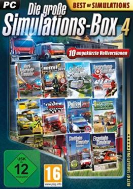 Die große Simulations-Box 4: Best of Simulations - 1
