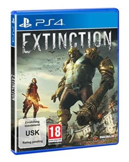 Extinction Standard [PlayStation 4] - 1