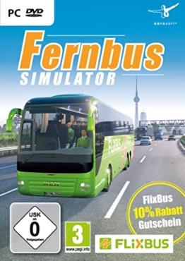 Fernbus Simulator - [PC] - 1