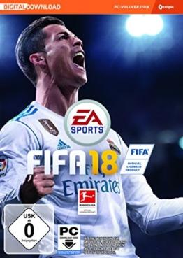 FIFA 18 - Standard Edition - [PC] - (Code in a Box) - 1