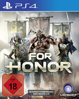 For Honor - [PlayStation 4] - 1