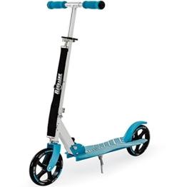 Funsport Scooter Raceline ABEC7 Kugellagern Cityroller Tretroller Roller Kickroller City Scooter - 1